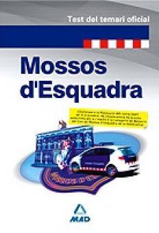 Libro Mossos d'Esquadra