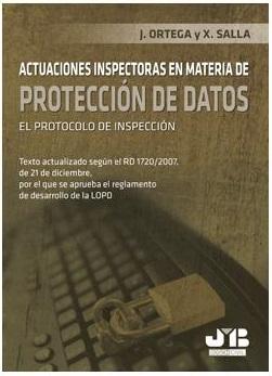 Libro Protección de datos